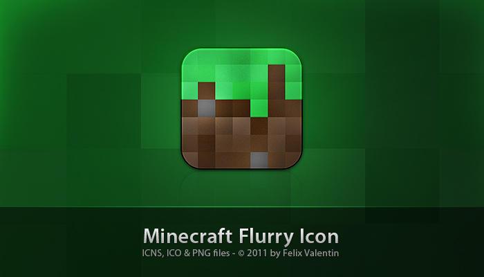 Minecraft Flurry Icon by Fel1x