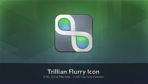 Trillian Flurry Icon