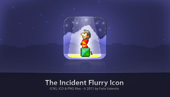 The Incident Flurry Icon by Fel1x
