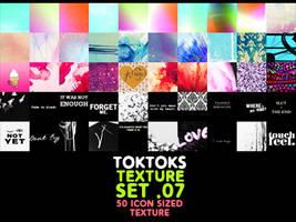 toktoks icon texture set 07 by YomaSupaLova
