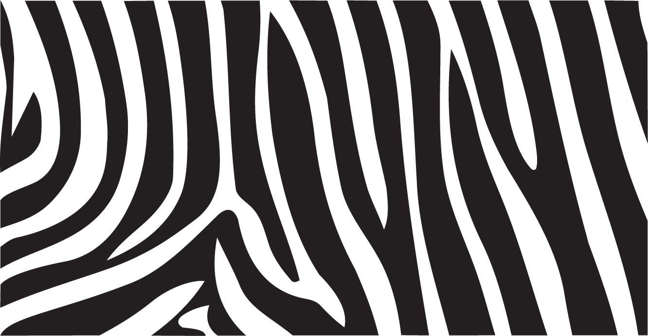 Zebra Print Vector by ...