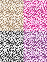 Leopard Print Vector 4