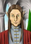 Moonelf Portrait