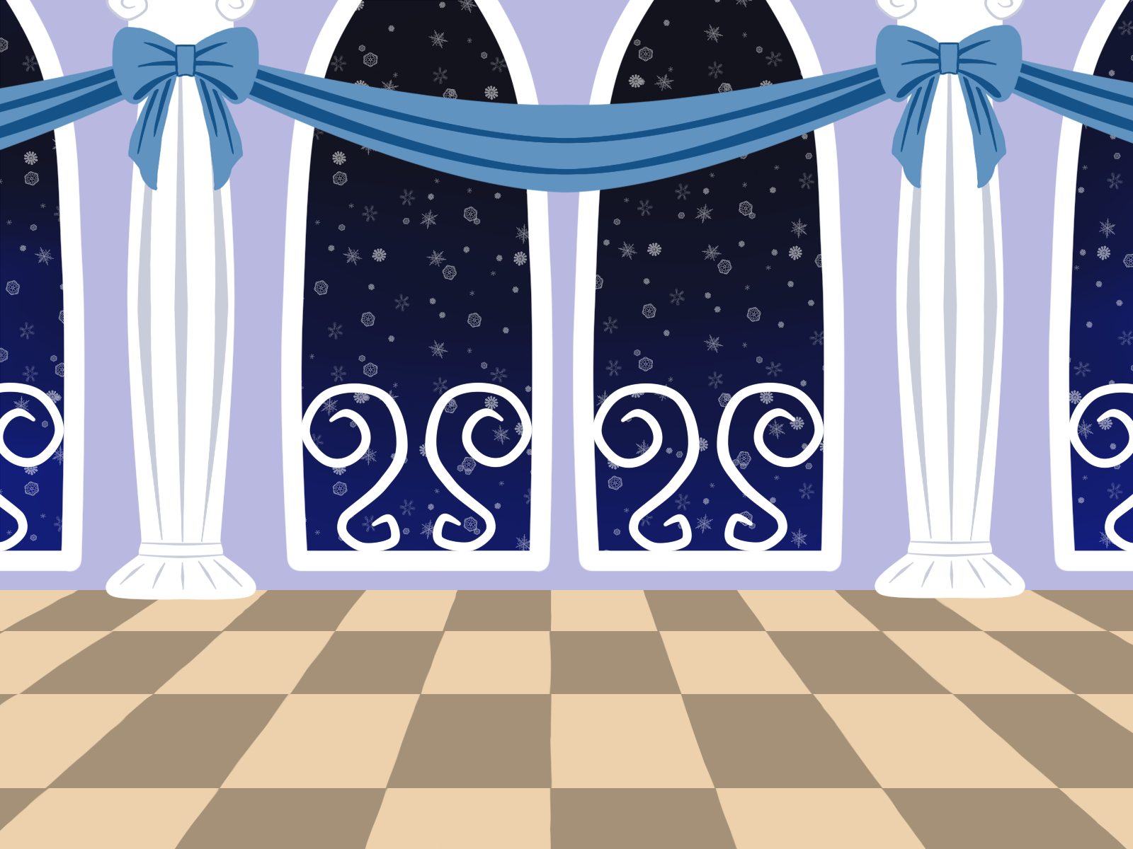 Tumblr winterprom 2013 background by taritoons on deviantart for 1234 get on the dance floor video download