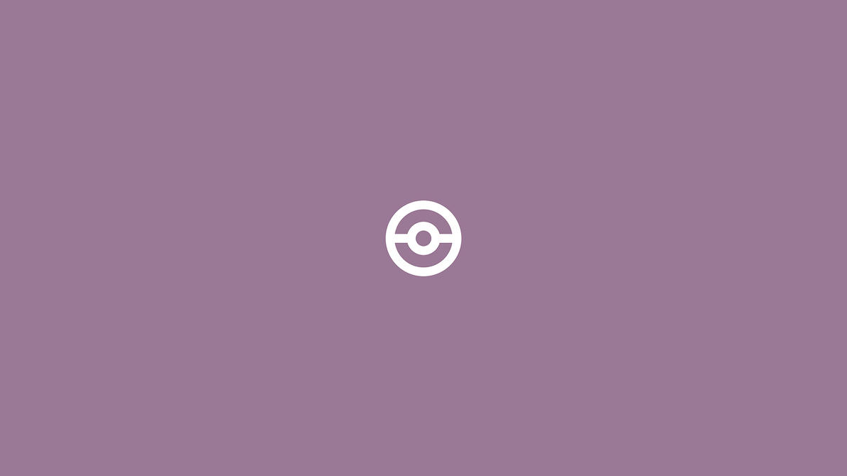 Mewtwo Minimal Wallpaper Pack By Paralitik On Deviantart
