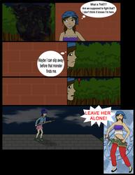 The Darkside of School (Assignment #2)