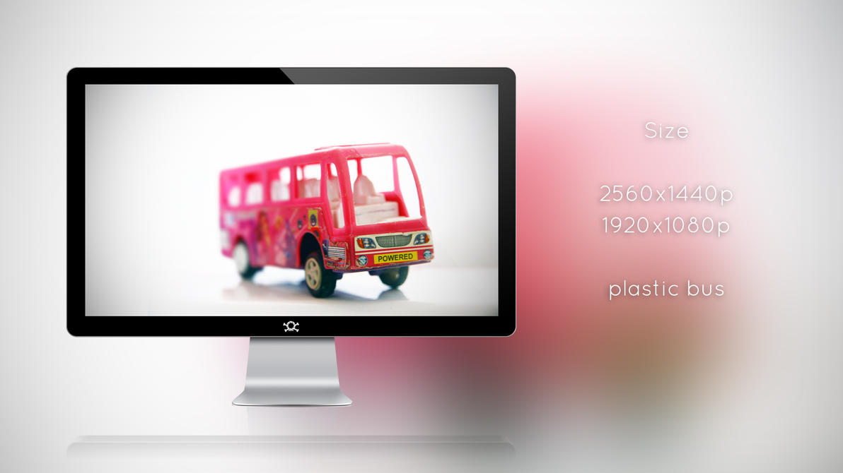 Plastic Bus by jumadeng