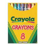 55 Crayola Crayon Swatches