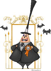 The Mayor by Medox-Pixelated