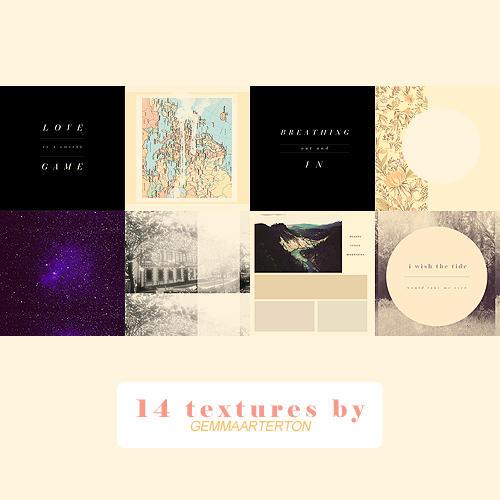 textures no. 1 by aguamentis
