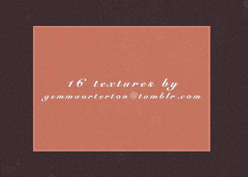 textures no. 5 by aguamentis