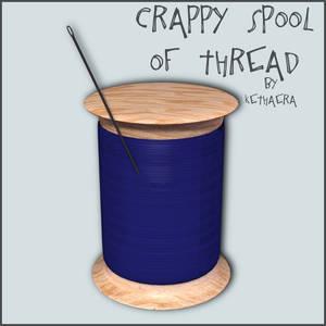 Spool of Thread Freebie