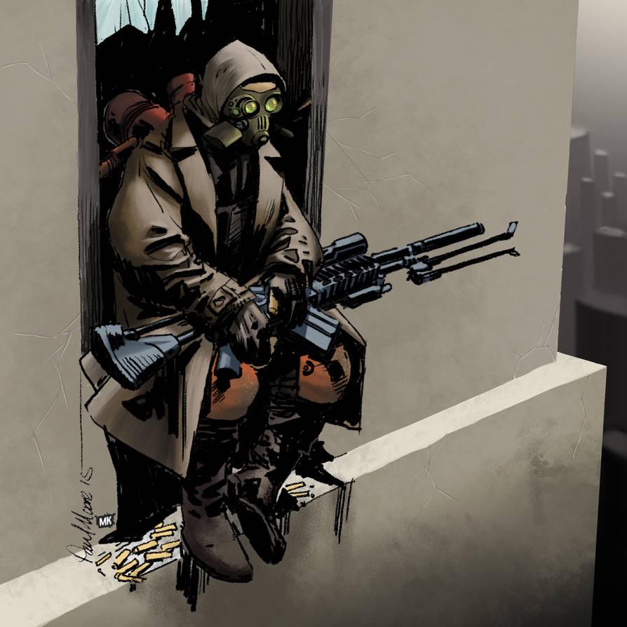 post apoc sniper [colors]