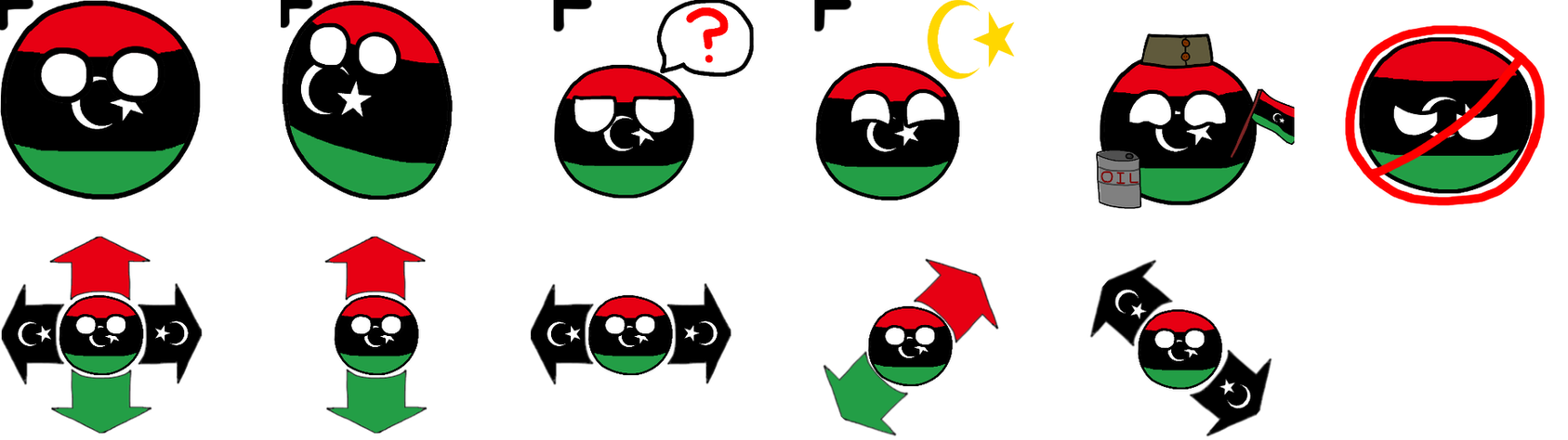 Libia cursor by Cursoresballs