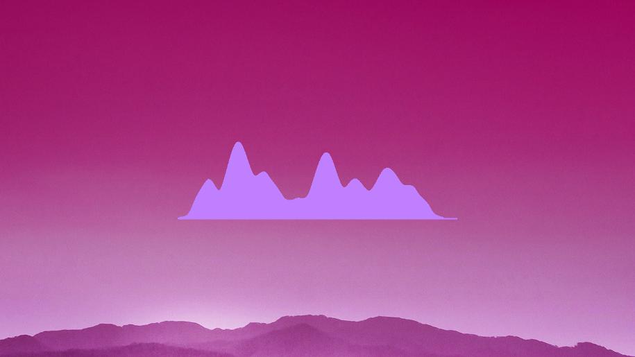 Ocean, desktop music visualizer by alatsombath