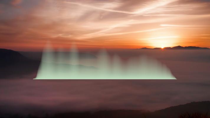 Frost, desktop music visualizer