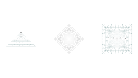 Pyramid SVG Complete Resource by NicolasVisceglio