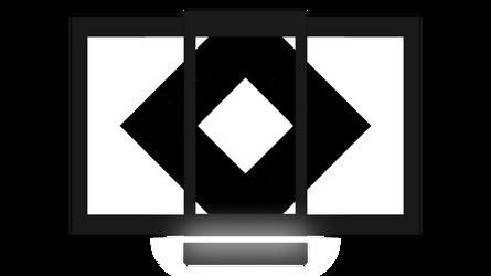 Starfield Rhombus Configuration by NicolasVisceglio