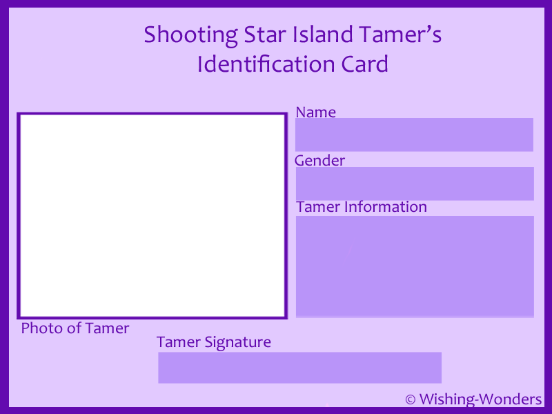 tamer s id card template by wishing on deviantart