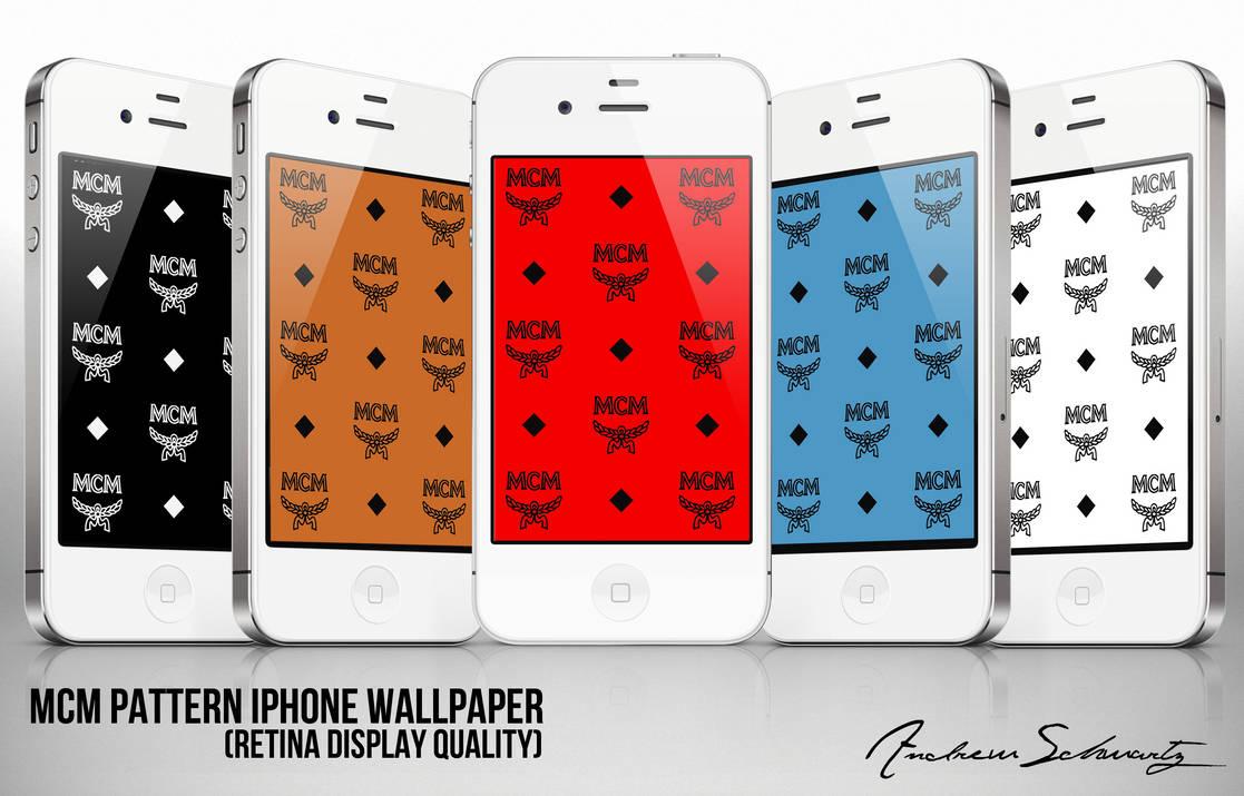 Mcm Iphone Wallpaper Pack By Acvschwartz On Deviantart
