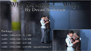 AC-X 'Why Desmond, Why?' by DecanAndersen