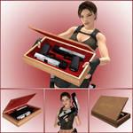 Lara Croft - HK USP Specials