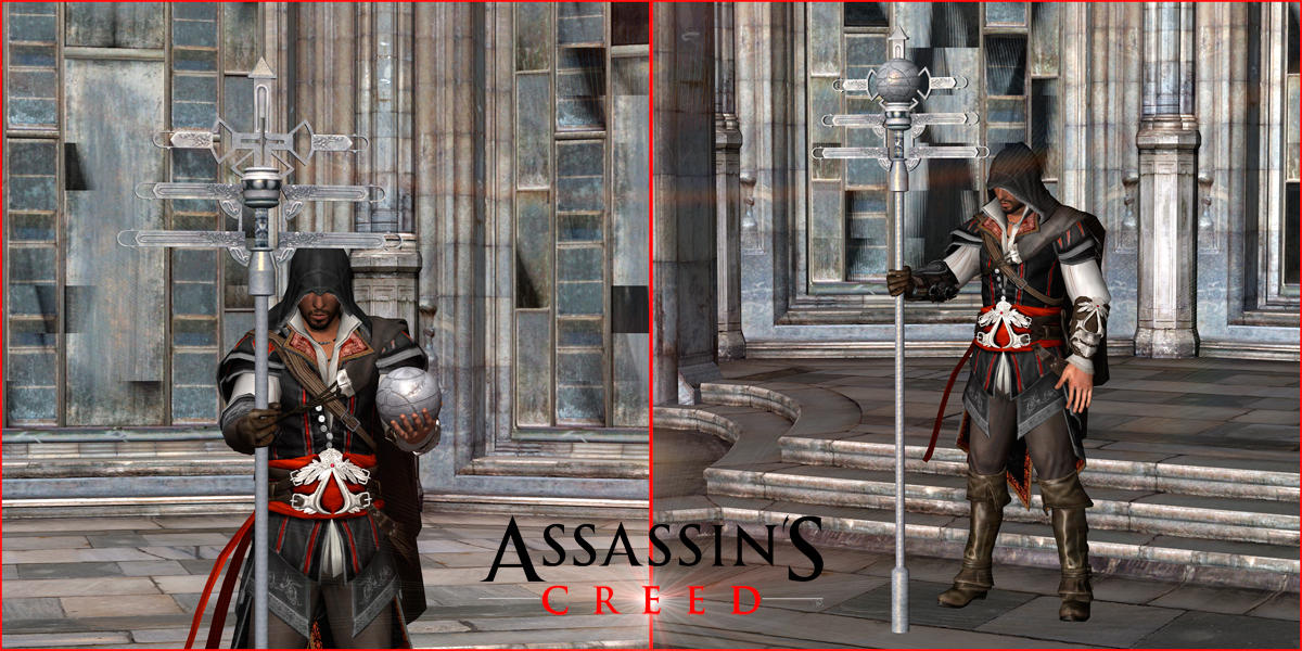 3d downloads assassins creed by decanandersen on deviantart
