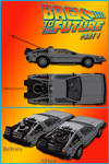BTTF DeLorean Part 1 Edition