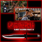 Rambo 2 Knife