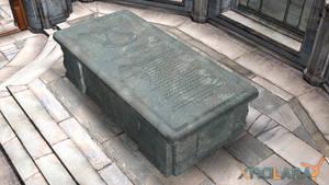 Sarcophagus of Ezio Auditore