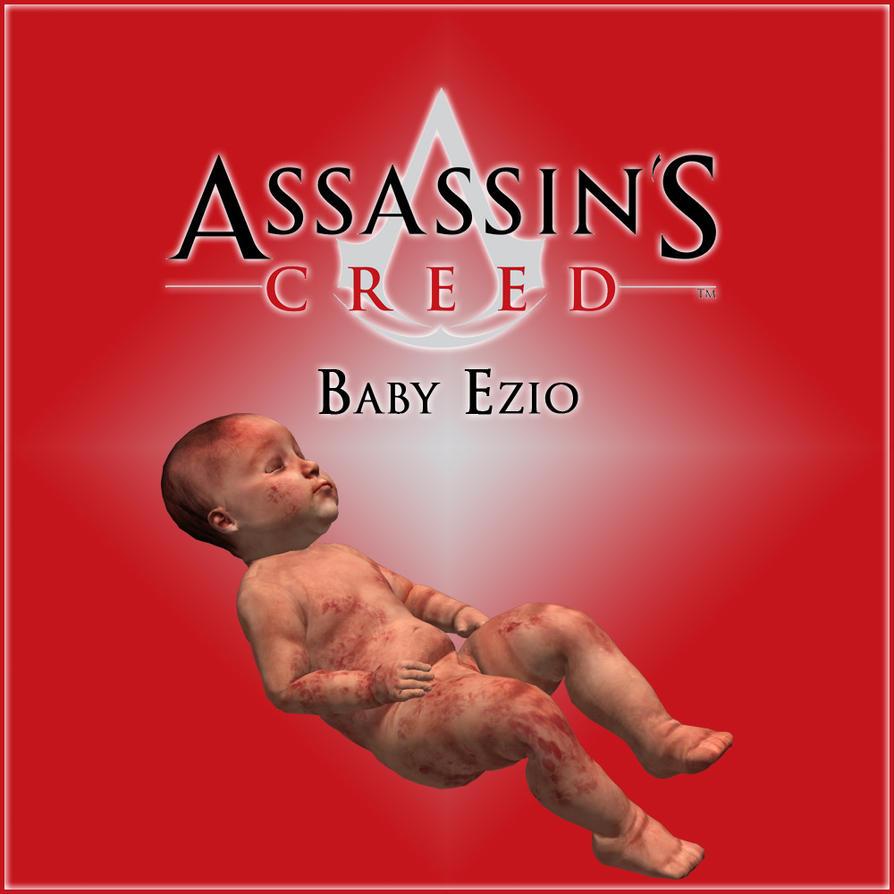 AC: Baby Ezio by DecanAndersen