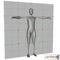 Daz3D Precision Tool - CM Ruler by DecanAndersen