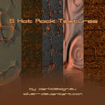 Texture Set 05'Hot Rock'