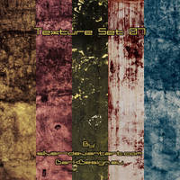 Texture Set 07 by silver-