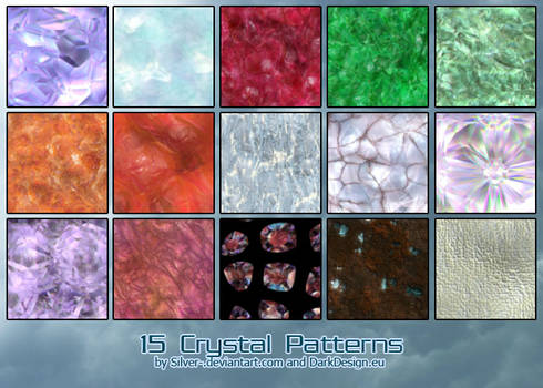 Crystal Patterns