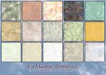 Marble B Patterns