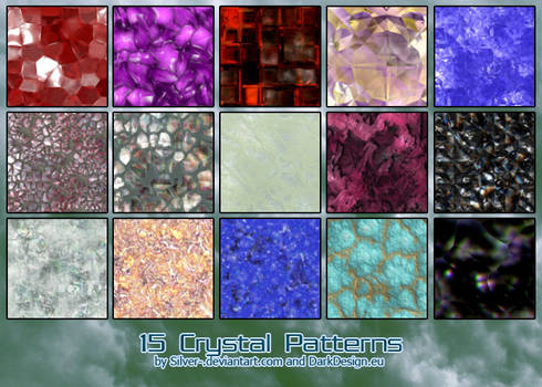 Crystal Patterns B