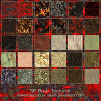 Rock Textures by silver-