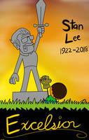 RIP Stan Lee by GravyMan12
