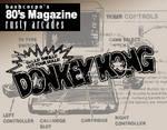 80's magazine - Rusty arcades