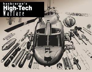 HighTech - Warfare by bashcorpo