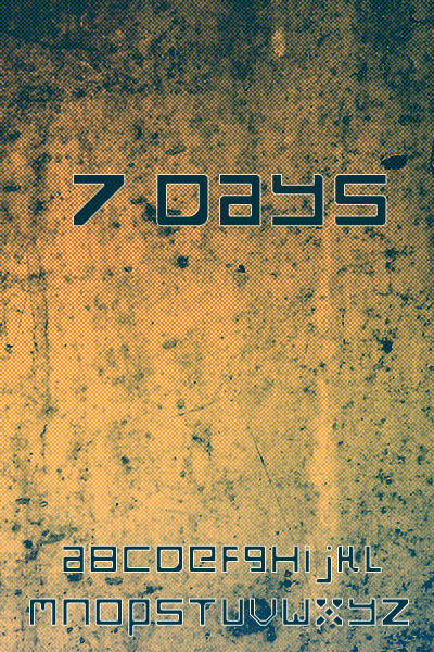 7 days by bilozs