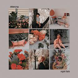 NIGHT FALLS by vintge