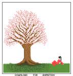 Sakura Tree - animated by bibiana-tenebra