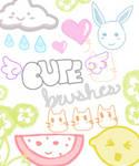 Cute Brushes.