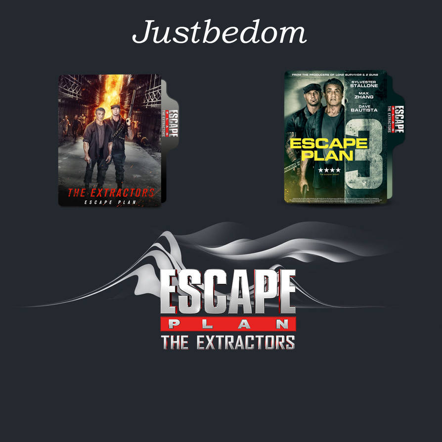 Escape Plan 3: Devil's Station by justbedom on DeviantArt