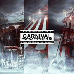 Carnival Texture Pack by MYCRYBABY