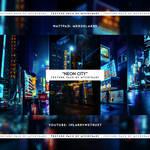 Neon City - Texture Pack
