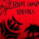 tribal gimp brushes