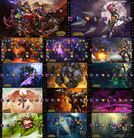 League of Legends PS3 Theme by Oxhine